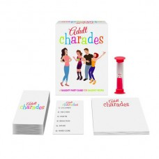 Adult Charades A Naughty Party Game For Naughty People